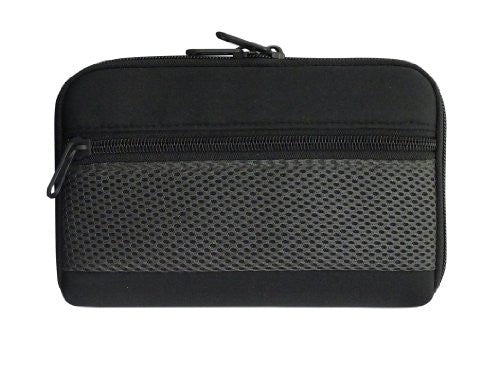 Image 1 for 3D Mesh Cover for 3DS LL (Strong Black)