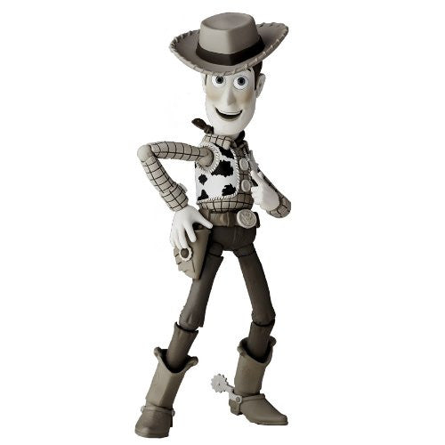 Image 1 for Toy Story - Woody - Revoltech - Revoltech SFX #010 - Sepia Color Ver (Kaiyodo)
