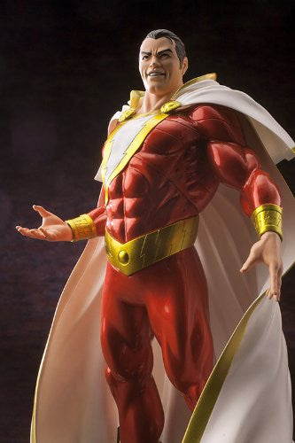 Image 5 for Justice League - Shazam! - Captain Marvel - DC Comics New 52 ARTFX+ - 1/10 (Kotobukiya)