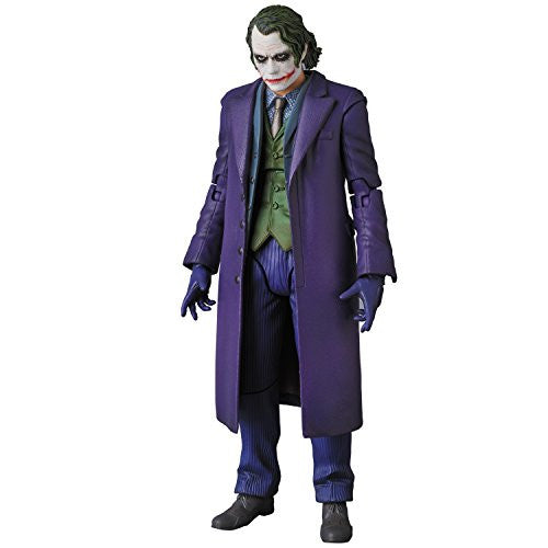 Image 9 for The Dark Knight - Joker - Mafex No.51 - Ver.2.0 (Medicom Toy)