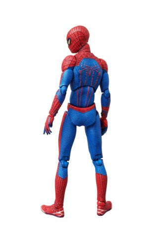Image 6 for The Amazing Spider-Man - Spider-Man - Mafex #1 (Medicom Toy)