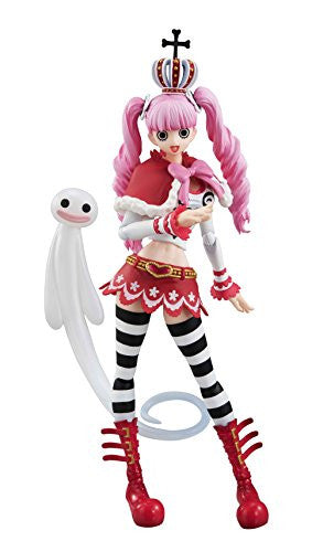 Image 11 for One Piece - Perona - Negative Hollow - Variable Action Heroes - Past Blue (MegaHouse)