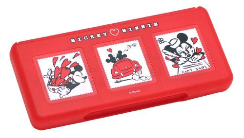 Image 2 for Disney Character DS Card Case 6 (Mickey & Minnie)