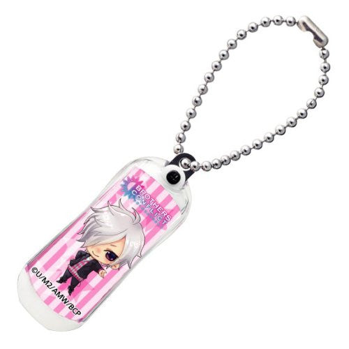 Image 2 for Brothers Conflict - Asahina Tsubaki - Keyholder - Static Electricity Removal Keyholder - B・beans (ACG)