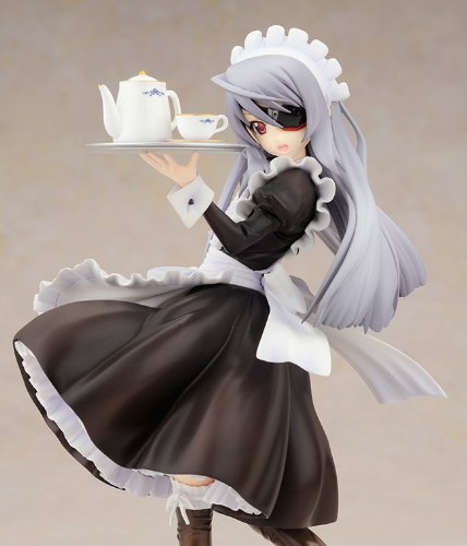 Image 9 for IS: Infinite Stratos - Laura Bodewig - 1/8 - Maid ver. (Alter)