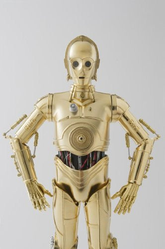 Image 11 for Star Wars - C-3PO - 12 Perfect Model - Chogokin - 1/6 (Bandai, Sideshow Collectibles)