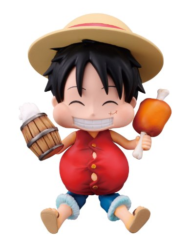 Image 2 for One Piece - Monkey D. Luffy - Chibi-Arts (Bandai)