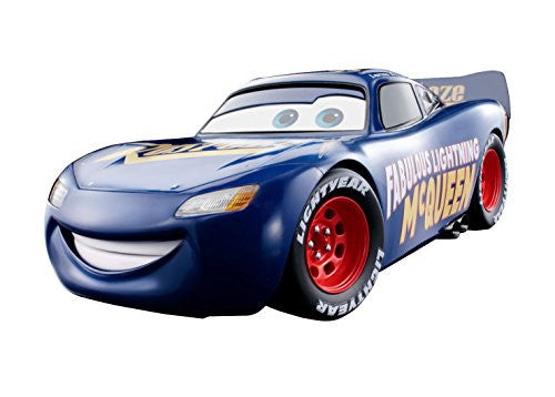 Image 1 for Cars 3 - Lightning McQueen - Chogokin - 1/18 - Fabulous (Bandai)