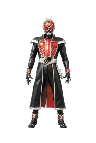 Image 2 for Kamen Rider Wizard - Project BM! #75 - 1/6 - Flame Style (Medicom Toy)