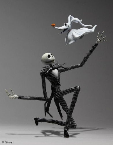 Image 3 for Kingdom Hearts II - Jack Skellington - Zero - Kingdom Hearts II Play Arts Vol.3 - Play Arts - no.7 (Kotobukiya, Square Enix)