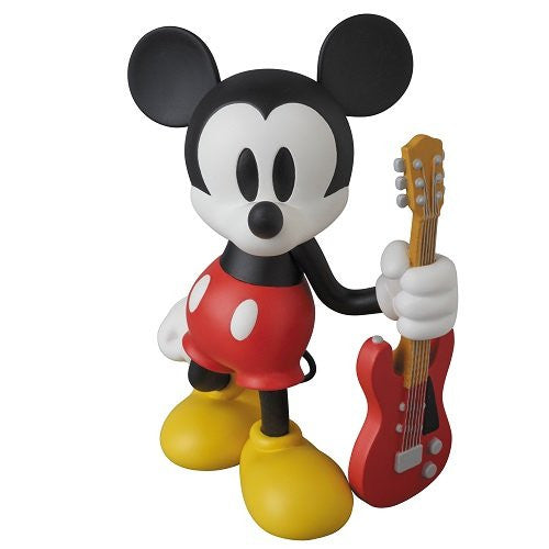 Image 1 for Disney - Mickey Mouse - Vinyl Collectible Dolls No.251 - Guitar Ver. (Medicom Toy, Number (N)ine)