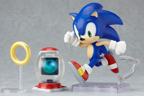 Image 4 for Sonic The Hedgehog - Sonic the Hedgehog - Nendoroid #214 (Good Smile Company)