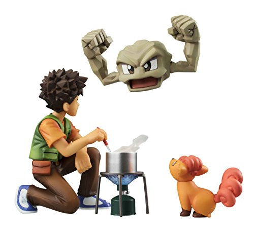 Image 3 for Pocket Monsters - Ishitsubute - Rokon - Takeshi - G.E.M. (MegaHouse)