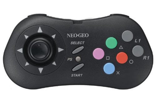 Image 1 for NeoGeo Pad USB