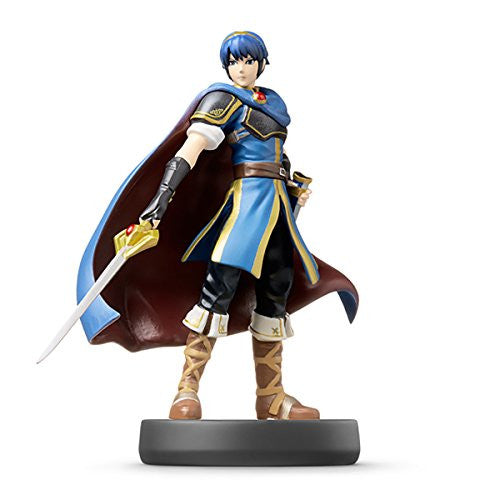 Image 1 for amiibo Super Smash Bros. Series Figure (Marth)