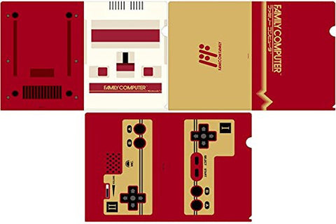 Famicom Clear File Set