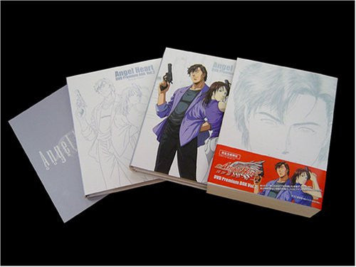 Image 2 for Angel Heart DVD Premium Box Vol.2 [Limited Edition]