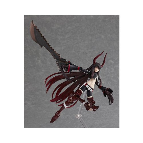 Image 5 for Black ★ Rock Shooter - Black ★ Gold Saw - Figma #168 - TV Animation ver. (Max Factory)