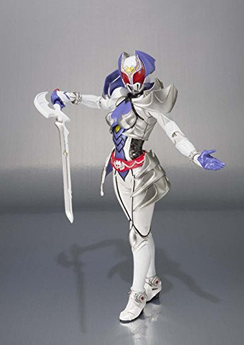 Image 4 for Kamen Rider x Kamen Rider Double & Decade: Movie War 2010 - Kamen Rider Kiva-la - S.H.Figuarts (Bandai)