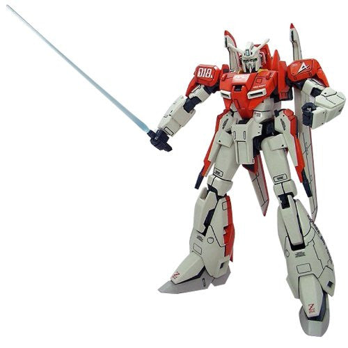 Image 3 for Gundam Sentinel - MSZ-006A1 Zeta Plus A1 - MG #043 - 1/100 - Test Color Type (Bandai)