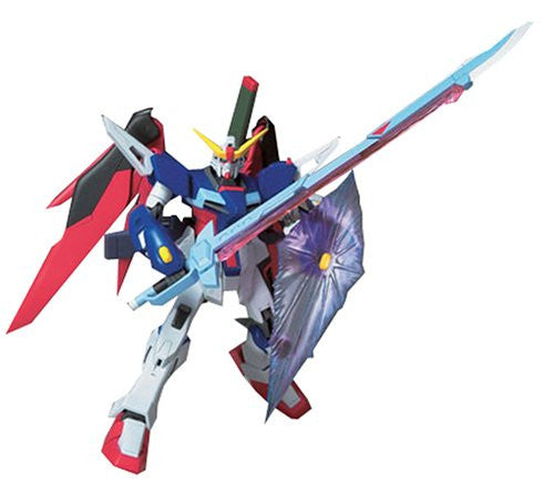 Image 1 for Kidou Senshi Gundam SEED Destiny - ZGMF-X42S Destiny Gundam - Mobile Suit in Action!! (Bandai)