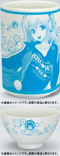 Image 1 for Nitro Super Sonic - Sonico - Tea Cup - Blue (Kotobukiya)