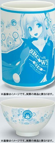 Image for Nitro Super Sonic - Sonico - Tea Cup - Blue (Kotobukiya)