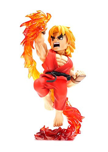 Image 3 for Street Fighter - Ken Masters - T.N.C 02 (Big Boys Toys)