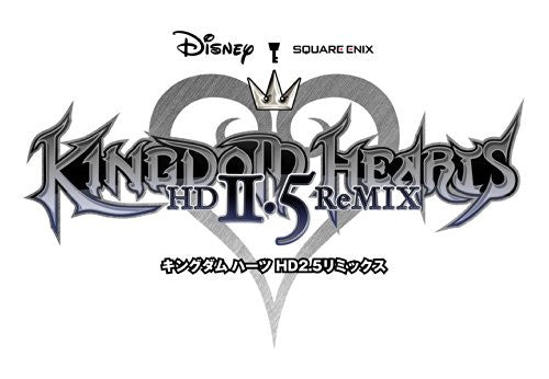 Image 2 for Kingdom Hearts HD 1.5+2.5 ReMix [Starter Pack]
