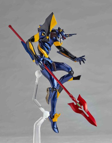 Image 3 for Evangelion Shin Gekijouban - EVA Mark.06 - Revoltech - Metallic Color Ver. (Kaiyodo)