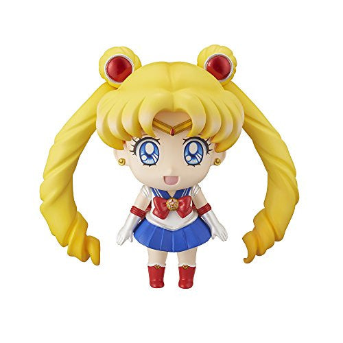 Image 7 for Bishoujo Senshi Sailor Moon - Luna - Sailor Moon - Petit Chara Deluxe! (MegaHouse)