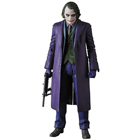 Image for The Dark Knight - Joker - Mafex No.51 - Ver.2.0 (Medicom Toy)