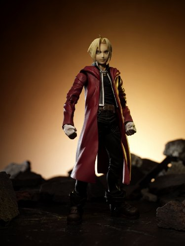 Image 2 for Hagane no Renkinjutsushi Brotherhood - Edward Elric - Play Arts Kai (Square Enix)