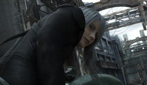 Image 9 for Final Fantasy VII Advent Children Complete [First Print w/ Final Fantasy XIII Trial Version]