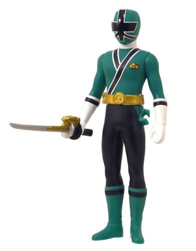 Image 1 for Samurai Sentai Shinkenger - Shinken Green - Sentai Hero Series - 03 (Bandai)