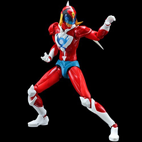 Image 8 for Hurricane Polymar - Tatsunoko Heroes Fightingear (Sentinel)
