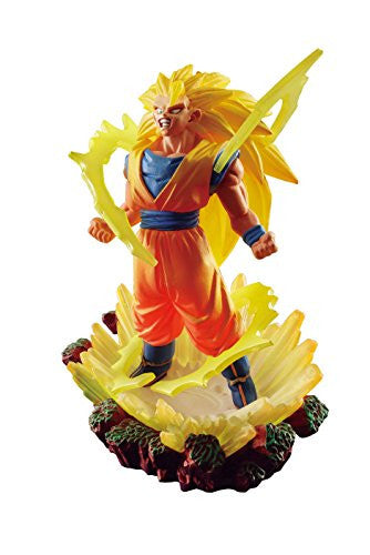Image 2 for Dragon Ball Super - Son Goku SSJ3 - Dragon Ball Capsule Memorial 02 (MegaHouse)