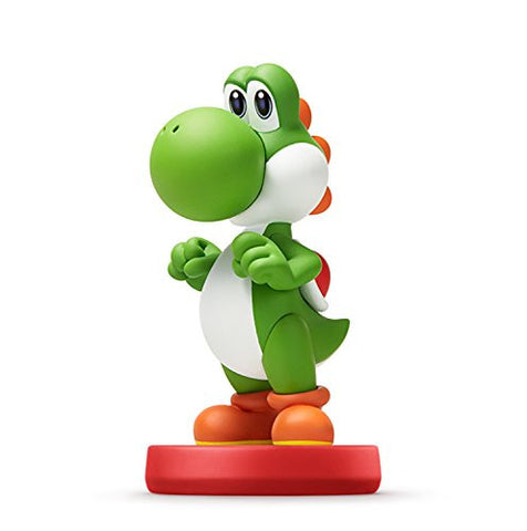 Image for amiibo Super Mario Series Figure (Yoshi)