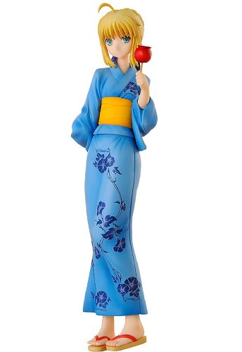 Image 1 for Fate/Stay Night - Saber - 1/8 - Yukata ver. (FREEing)