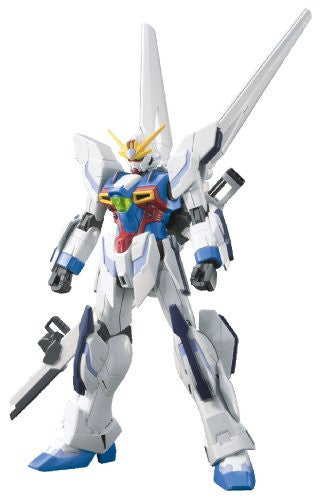 Image 3 for Gundam Build Fighters - GX-9999 Gundam X Maoh - HGBF #003 - 1/144 (Bandai)
