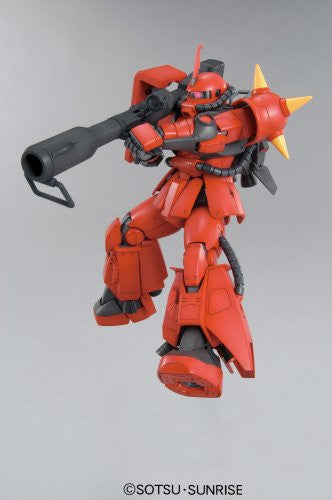 Image 6 for Kidou Senshi Gundam - MS-06R-2 Zaku II High Mobility Type - MG #113 - 1/100 - Ver. 2.0, Johnny Ridden Custom (Bandai)
