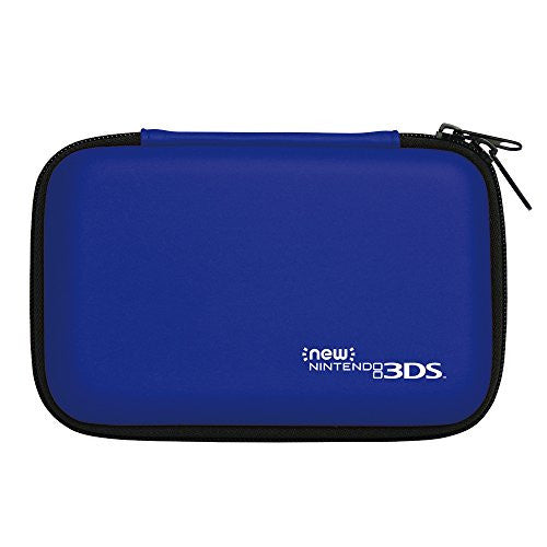 Image 2 for Slim Hard Pouch for New 3DS (Blue)
