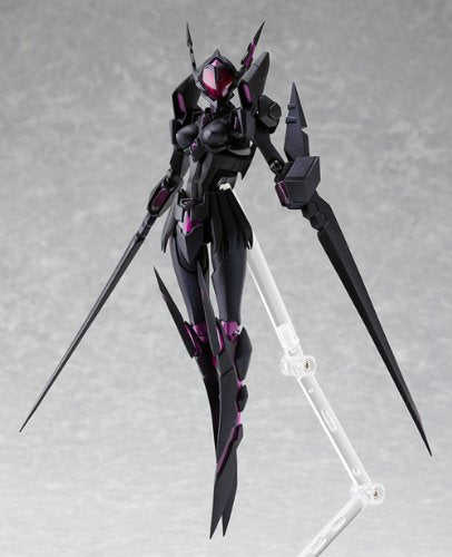 Image 2 for Accel World - Black Lotus - Figma #152 (Max Factory)