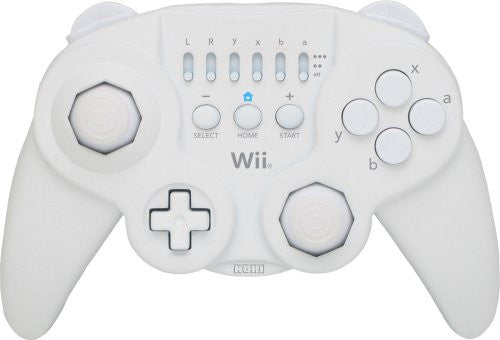 Image 1 for Hori Classic Controller (White)