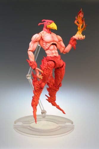 Image 3 for Jojo no Kimyou na Bouken - Stardust Crusaders - Magician's Red - Super Action Statue #7 (Medicos Entertainment)