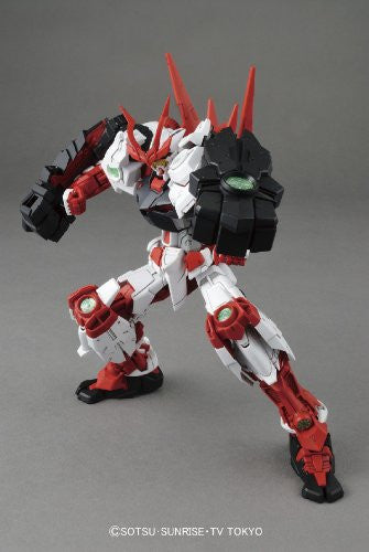 Image 2 for Gundam Build Fighters - Samurai no Nii Sengoku Astray Gundam - MG - 1/100 (Bandai)