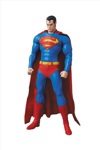 Image 3 for Superman - Real Action Heroes #647 - 1/6 - Hush Version (Medicom Toy)