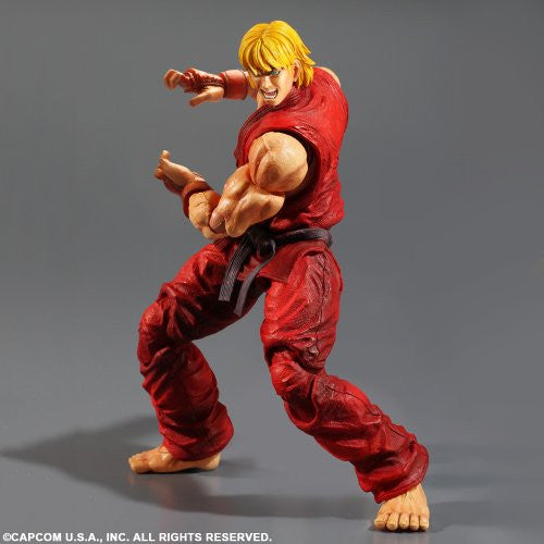 Image 5 for Super Street Fighter IV: Arcade Edition - Ken Masters - Play Arts Kai (Square Enix)