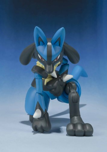 Image 6 for Pocket Monsters - Lucario - S.H.Figuarts (Bandai)