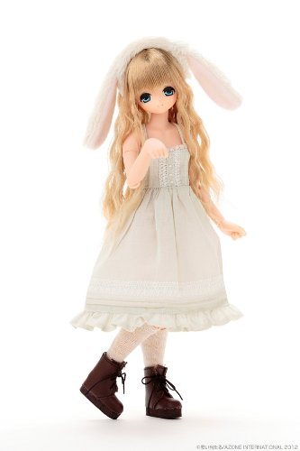 Image 9 for Miu - Ex☆Cute - PureNeemo - 1/6 - Komorebimori no Dobutsutati ♪, Rabbit (Azone)